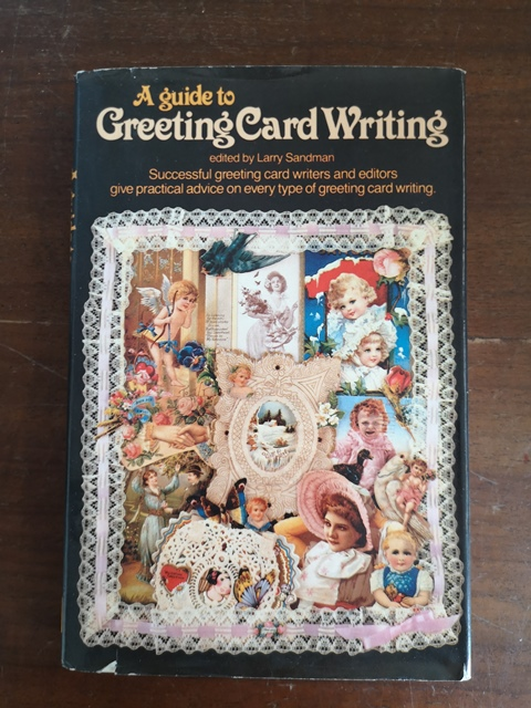 A guide to greeting card writing by Larry Sandman