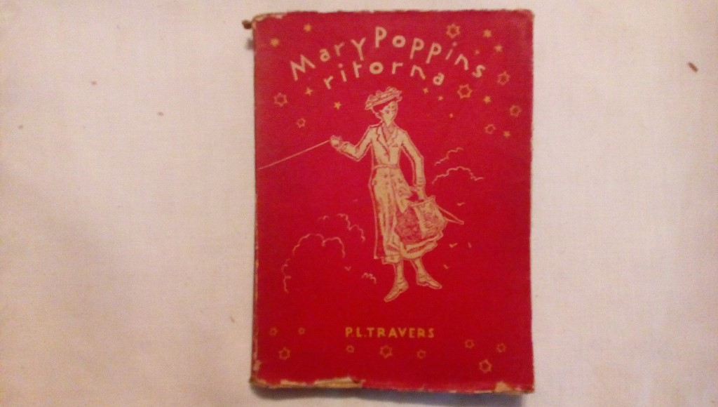Mary Poppins ritorna - P. L. Travers 1938 illustrato da Mery Shapard