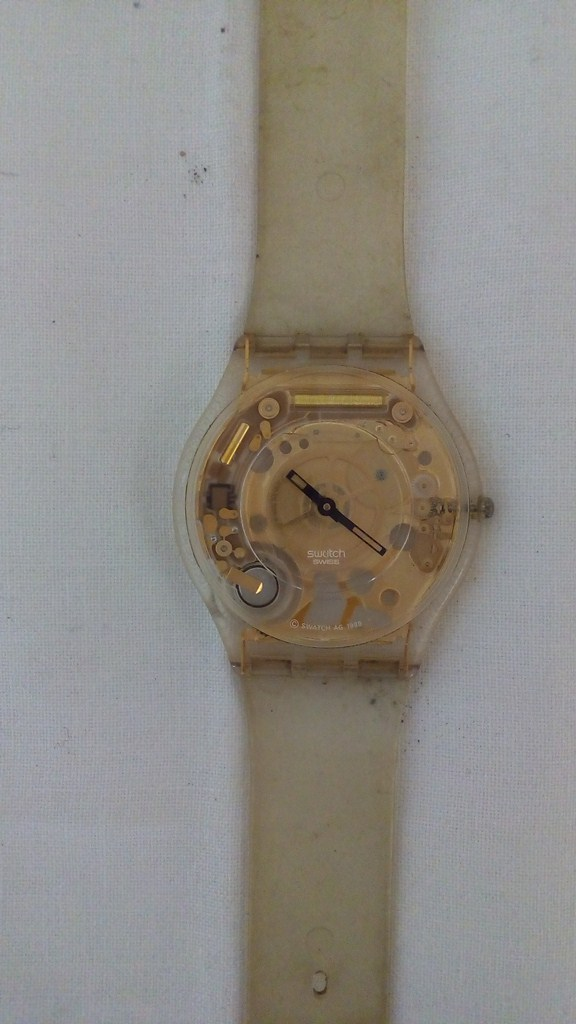 Orologio swatch vintage